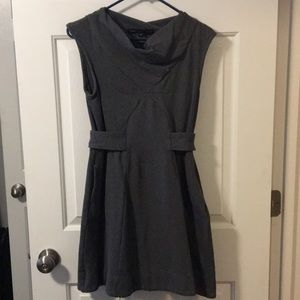 Marc by Marc Jacobs Grey Melange knit dress